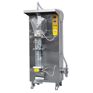 100ml 300ml 500ml 1000ml Liquid Sachet Water Filling Packaging Machine/Plant/Equipment/Unit/Device/System