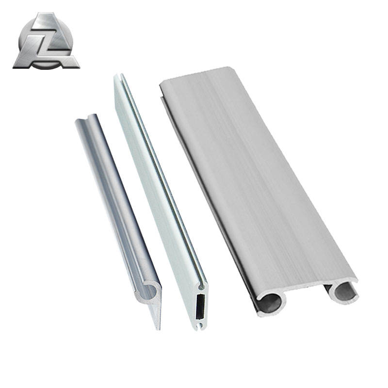 aluminum profile extruded aluminum keder rail for awnings