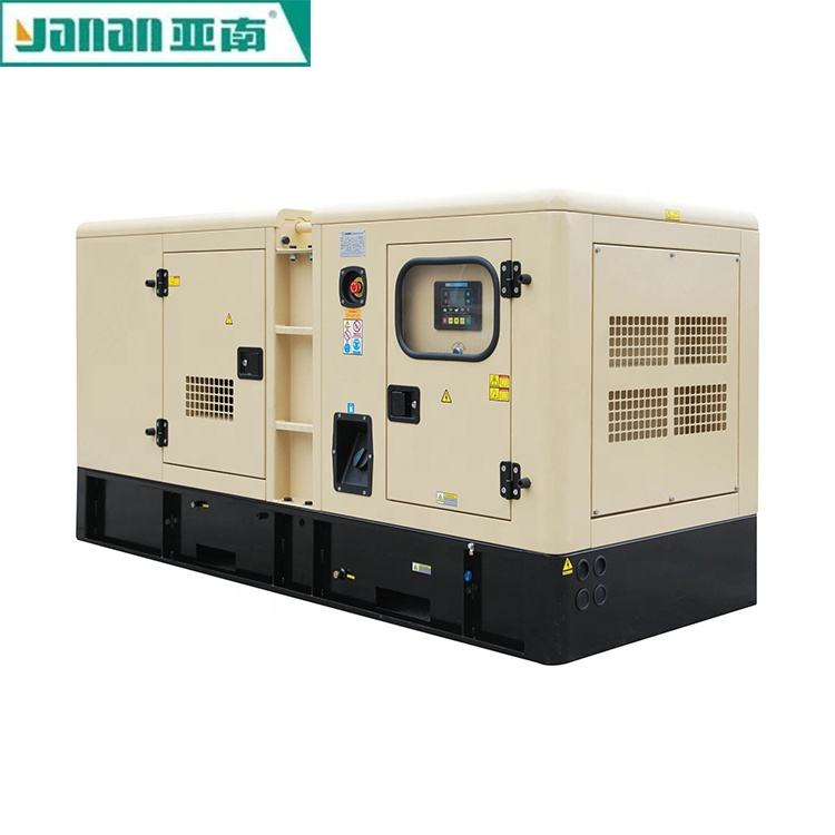 Silent Generator Generator Yanan Supper Silent Open Type Generator Powered By Kubota/Volvo/Cummins Engine From 6-3000kva Diesel Generator