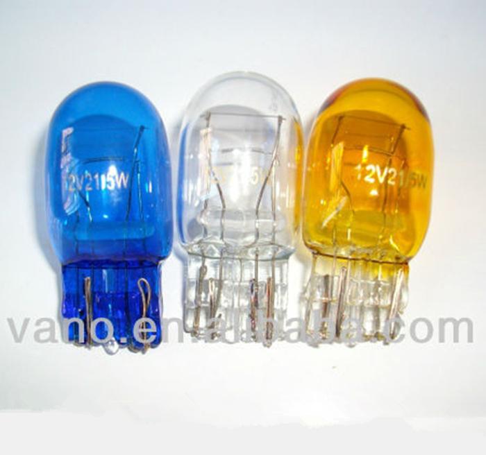 Chrome Amber Indicator bulb flasher 21W BAU15 382 7505 car auto 12v silver