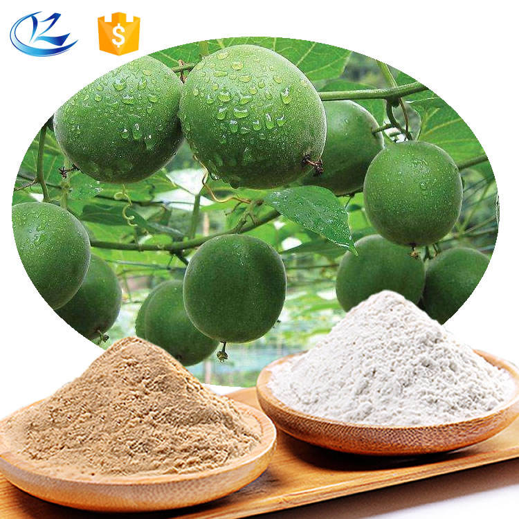 Bulk natural sweetener Organic monk fruit extract powder