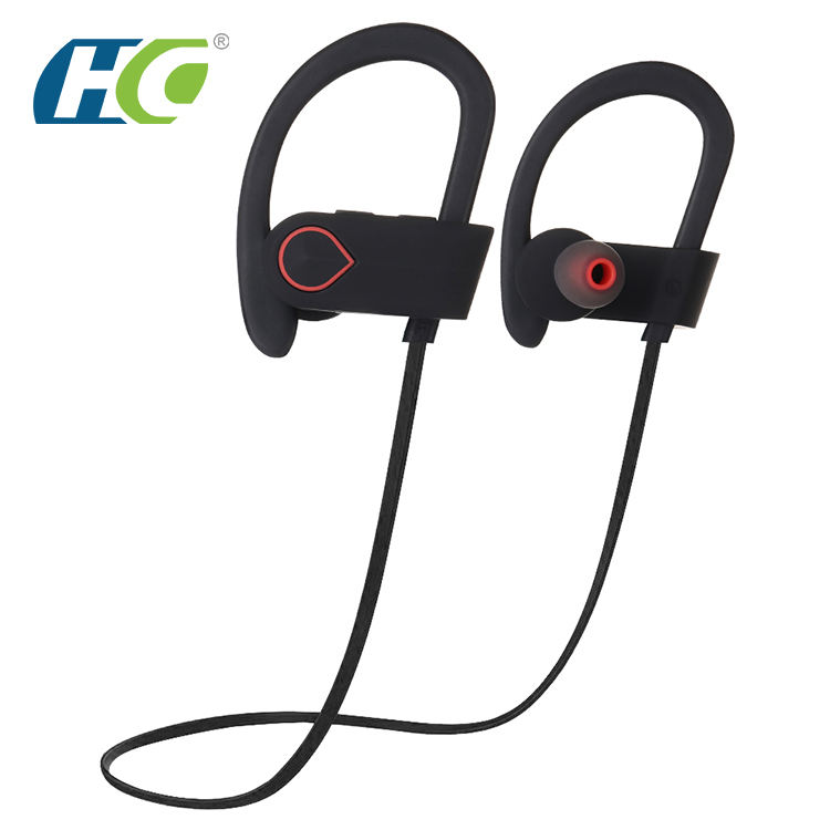 Trending hot bluetooth earphone for usa ipx7 Sports headphones for Black Berry