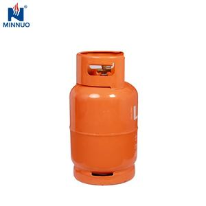 Hot Selling Home Used 15kg Gas Empty LPG Cylinder Price