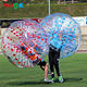 Body zorbing loopy ball soccer price,inflatable bumper bubble football game for adult