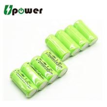 Hot Sale NIMH 1/2AAAA Battery Rechargeable 1.2V 180mAh NI-MH Battery 1/2 aaaa