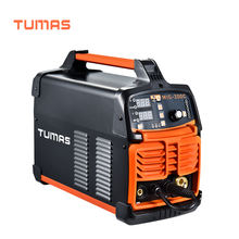 TUMAS MIG MAG 3 in 1 mig-300 use on carbon steel, low alloy steel 2T spot welders
