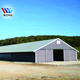 poultry farm cheap shed and poultry farm shed design steel structure for laying hens in angola