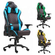 New Design Stainless Steel Gaming Computer Chair For Big Boss