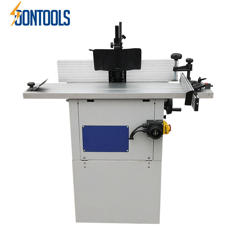 wood shaping machine with shaper router bits