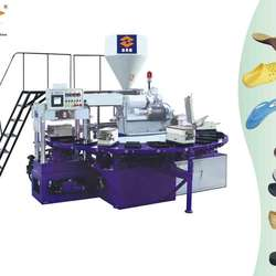 Used Machine for Making Directly Finished Injection Shoes