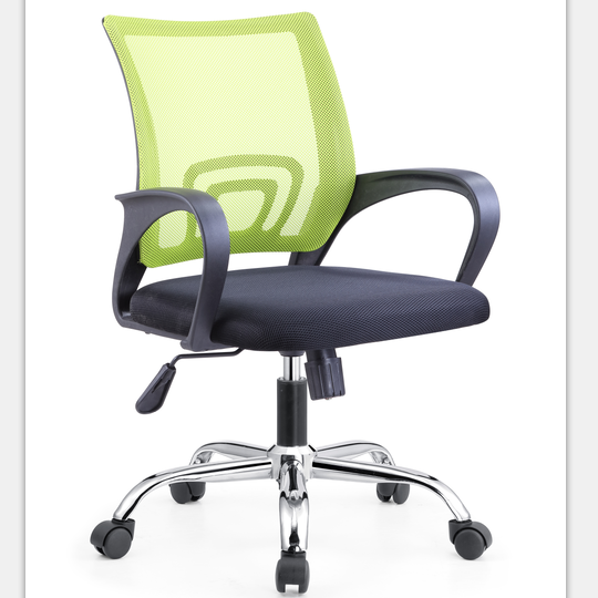 Low price mid-back PP office staff swivel chairs ergonomic executive office chair mesh