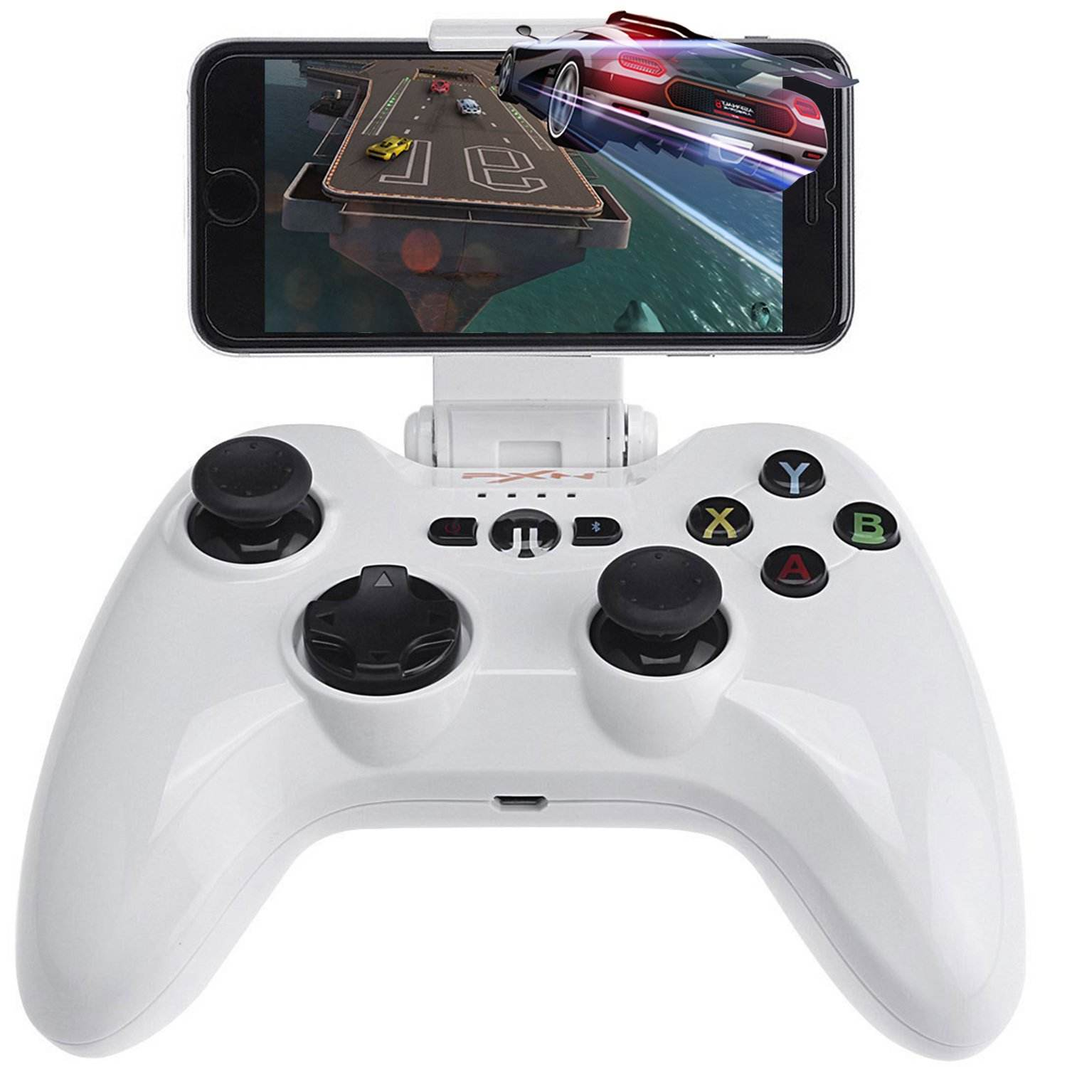 PXN-6603W Apple Sertifikalı MFI Cep Gamepad, Bluetooth Oyun Denetleyicisi Apple TV, iPhone ve iPad