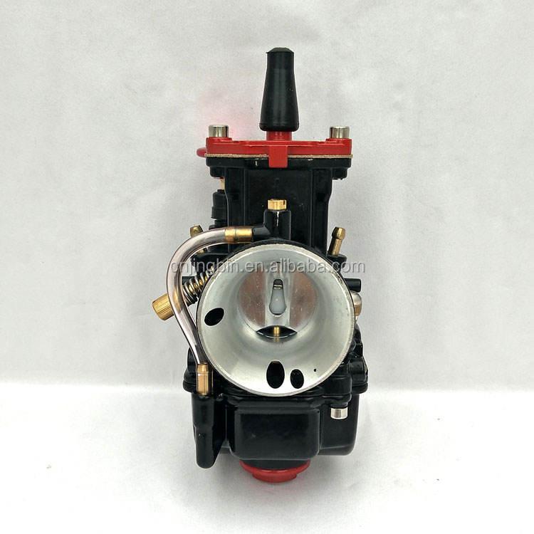 Tối đen keihin PWK hiệu suất cao 28 mét 30 mét 32 mét 34 mét Xe Máy carb bộ chế hòa khí cho 250cc 300cc 400cc ATV Dirt Bike Pit