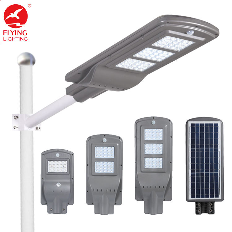 High quality solar sensor energy lamp street light