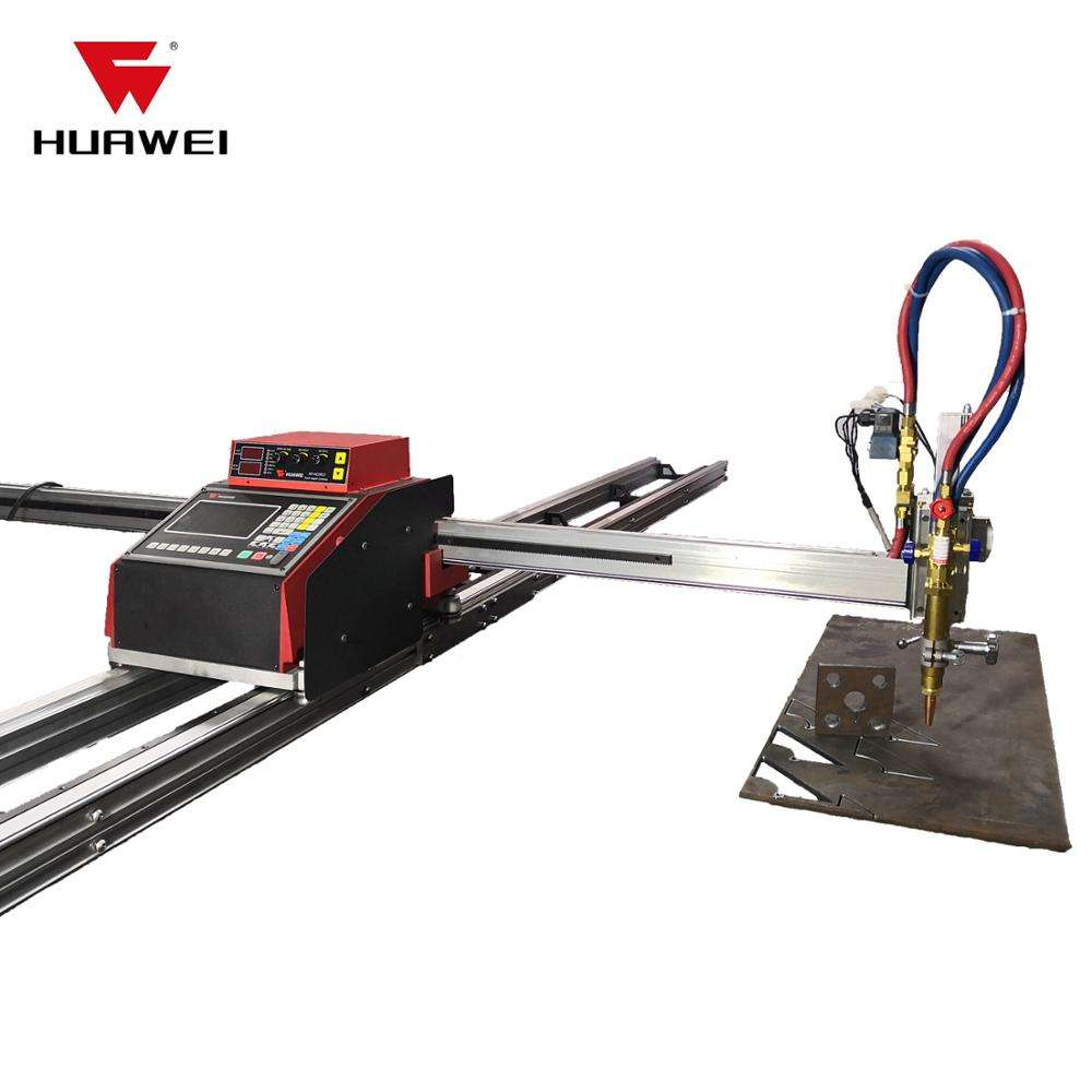 cnc profile cutting machine plasma table EHNC-1500W-J-3 Just work after receive the package Huawei China