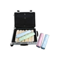 Roll Up Travel Storage Bag Use By Hand Travel Vacuum No Valv