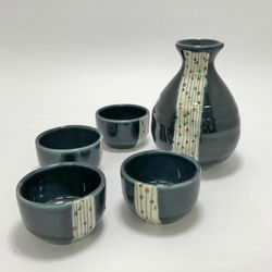 Famous high quality handmade Japanese ceramic cup for SAKE