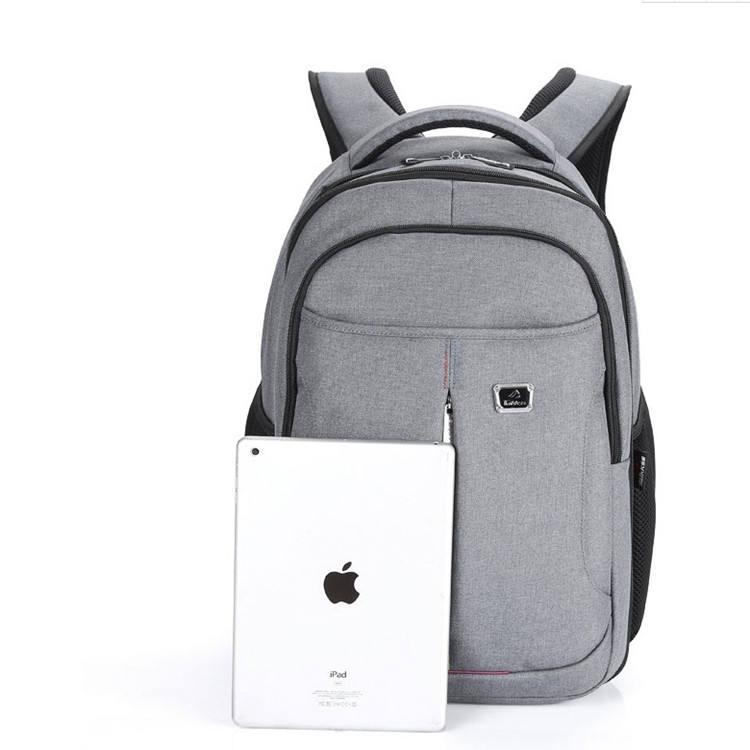 Venta al por mayor slim impermeable 3 compartimiento oculto swiss gear IBM portátil de mochila bolsas