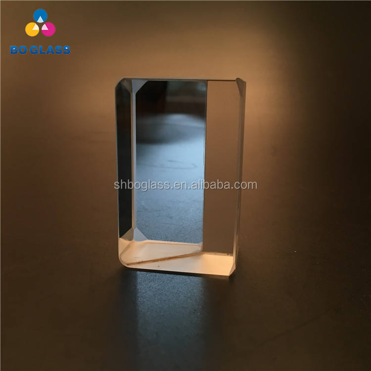 Tempered glass lens optical glass B270 cob led glass lens