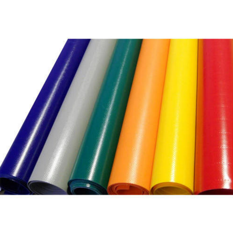High quality PVC coated fabric used for heavy duty tarpaulin