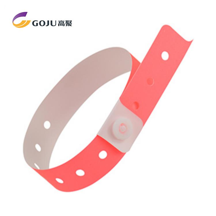 Color sex code wristbands