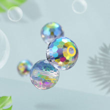 Xichuan Crystal K9 Glass Disco Ball Loose Czech Glass Beads for Fashion Accessories