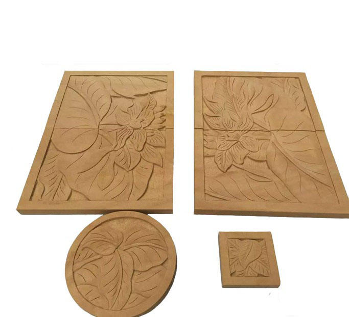 자연 Golden 사암 꽃 picture relief sculpture 조각 대 한 outdoor 벽 decoration