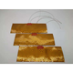 kapton mirror heater for Security Application