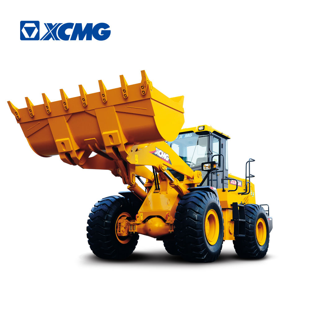 XCMG 5 ton wheel loader ZL50GN construction equipments loader for sale