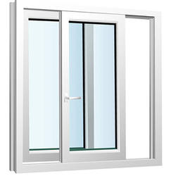 Double glazed residential sliding philippines aluminium window and door