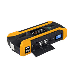 Hot Sale Oem Odm Wireless Car Power Bank Battery Jump Starter With Air Compressor