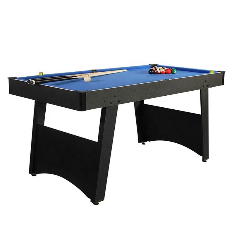 Hot Sale Sport OEM Pool Table High Quality Portable Folding Sport Billard Table