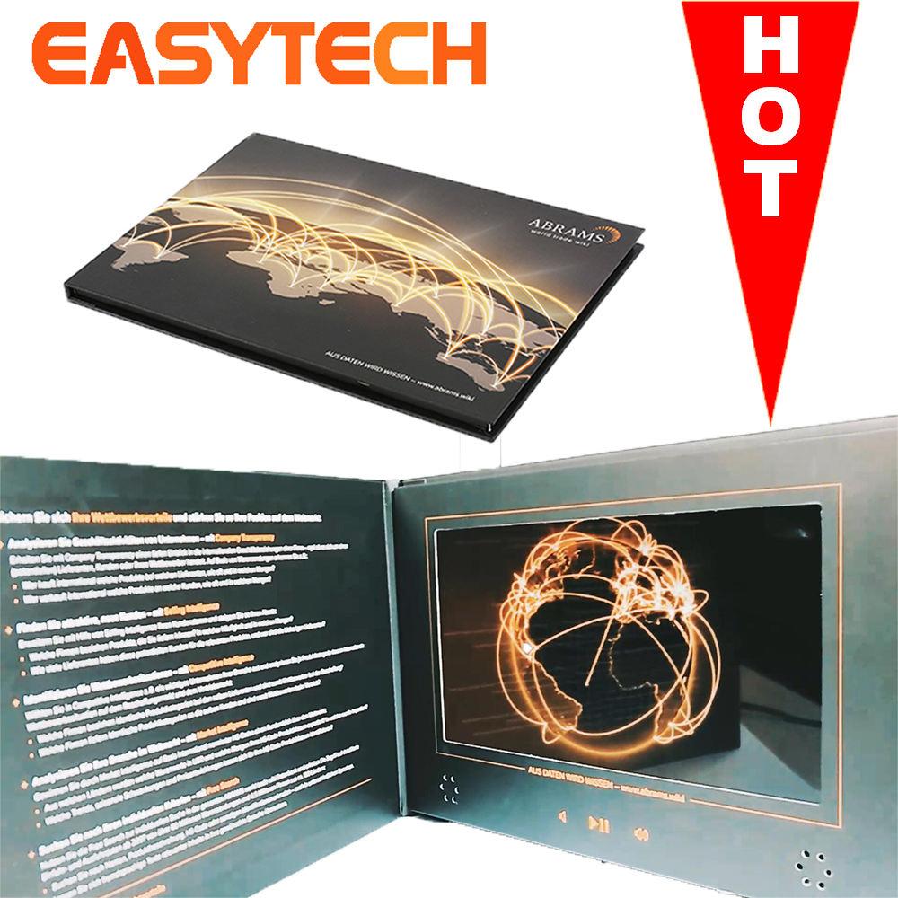 "Et-digitale OEM Artificiale TFT DA 7 ""hd tecnologia lcd <span class=keywords><strong>video</strong></span> in stampa <span class=keywords><strong>video</strong></span> brochure 7 lcd <span class=keywords><strong>video</strong></span> di marketing libri"