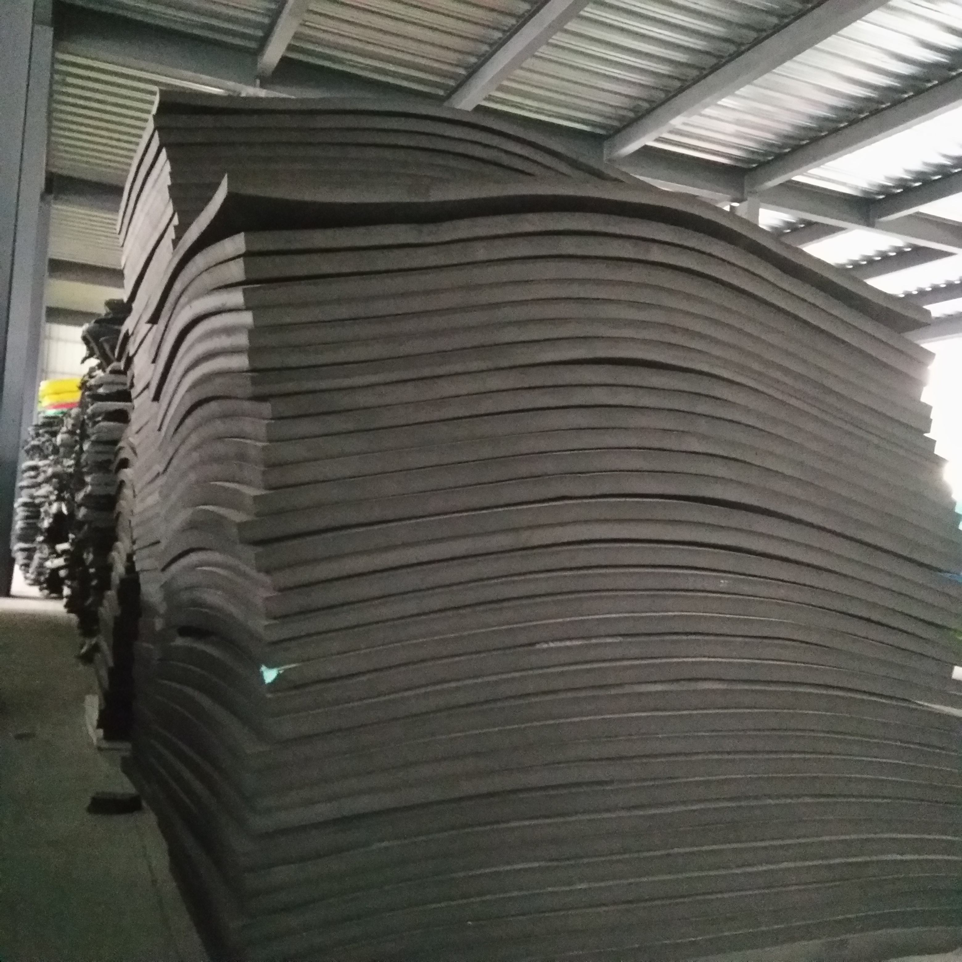 High Quality Hard EVA 45 Foam Sheet Raw Package Material