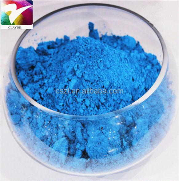 Esmalte de pigmento de color base de impresión de la mancha de tinta cerámica de porcelana de pigmento