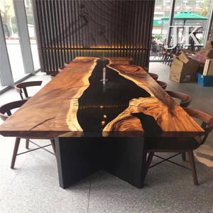 office used wooden executive simple table