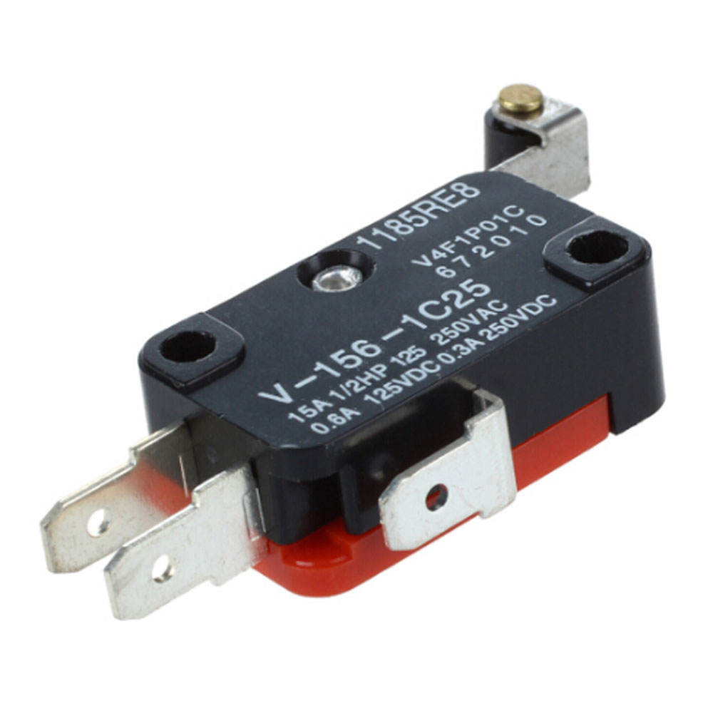 V-156-1C25 Microswitch 15A pin plunger snap action SPDT Micro Switch