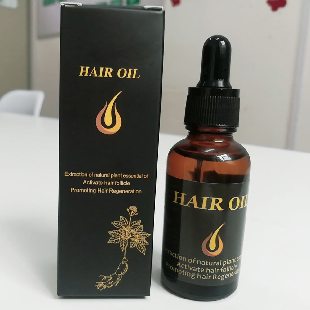 Private Label 100% pure and natural hair oil for hair growth bulk price