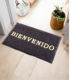 China manufacturer entrance welcome custom print floor door mat