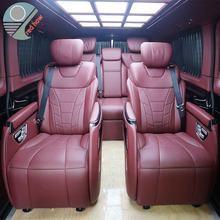 luxury Single electric car chair adjustable customized seat for SUV with massage