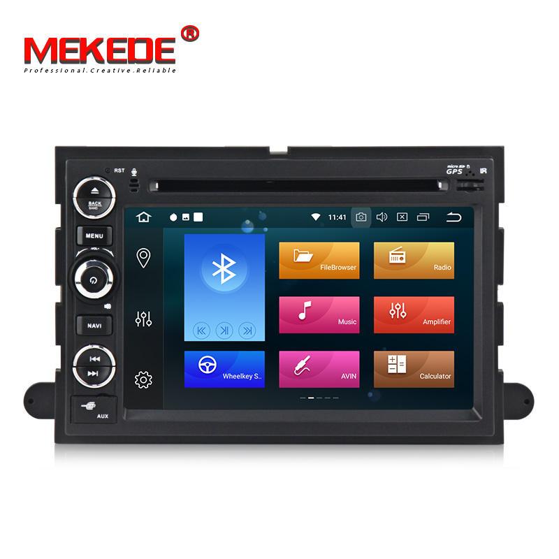 PX5 Android 8,0 octa core автомобилей мультимедиа с 4 + 32 ГБ для Ford Edge экспедиция 2009 XL 2012/V6 Wi-Fi лучший кулер GPS