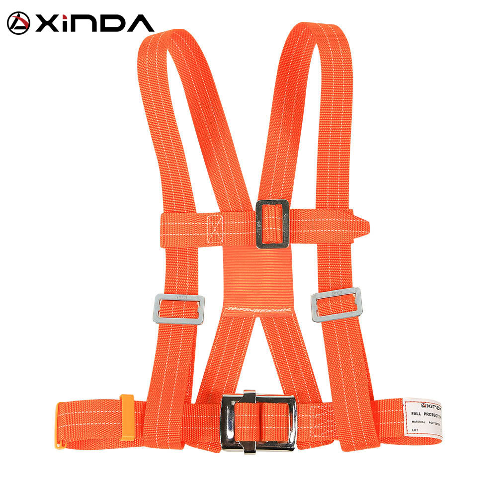 high quality full body harness construction for work at height fall protection