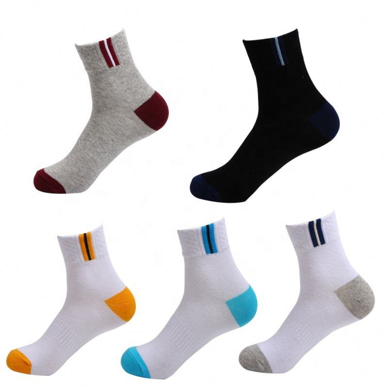 Factory Custom size Men Outdoor Soft Socks Thermal Sport Cotton Tube Socks
