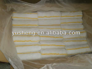 Один в желтую полоску полиакриловой краски, кисть, валик/валиком ткани/ролик краски кисти цена
