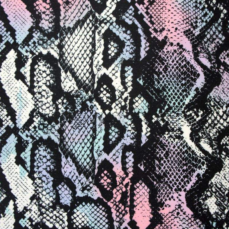 Jdttex polyester lycra digital snake skin printing yoga pants fabric with no MOQ