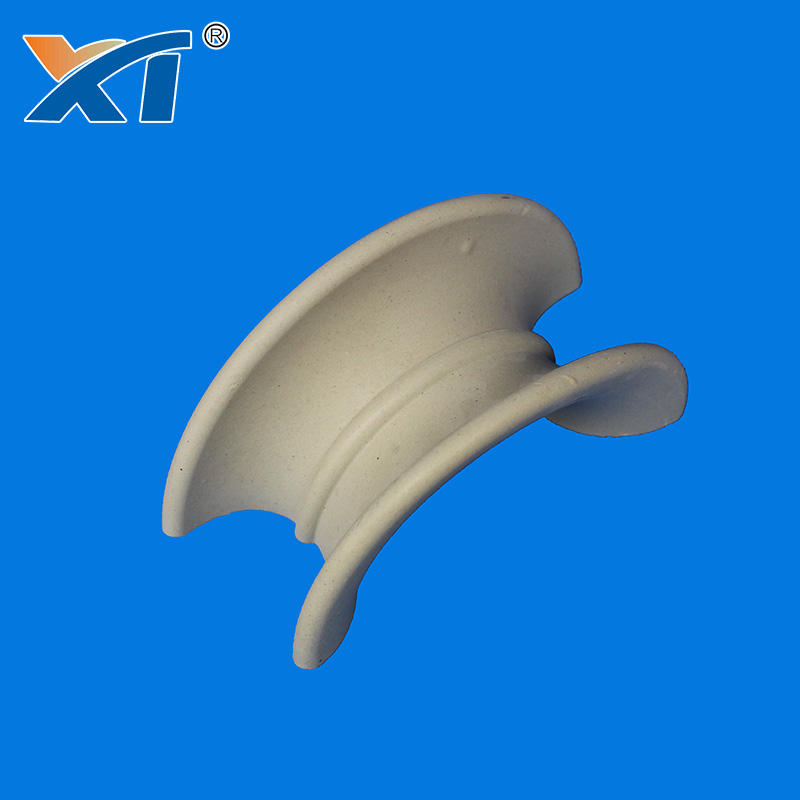 ISO 9001 fabricante al por mayor silla Intalox cerámica