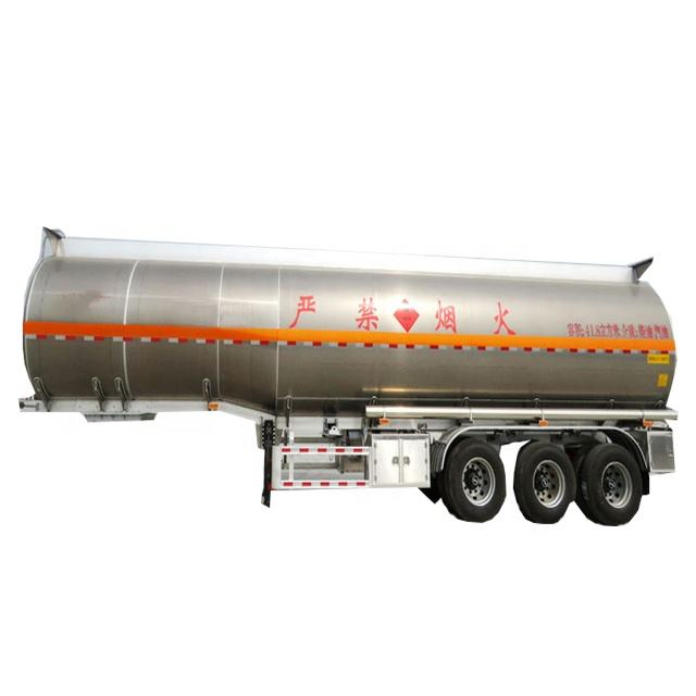 best quality dongfeng truck fuel tanker semi trailer car trailers