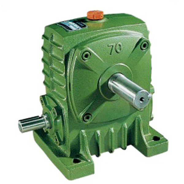 wpa gear box 20hp 3000 rpm high torque 3 phase motor gearbox with worm gear motor speed reducer small engine gear box