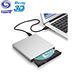 Factory price wholesale External USB 2.0 25G 50G BD-R BD-ROM CD/DVD RW 3d bluray Burner Writer Recorder for Laptop Computer PC