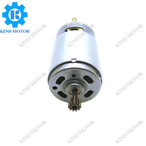 Factory price permanent magnet rs385ph brush 12v dc motor 2000rpm for screw driver